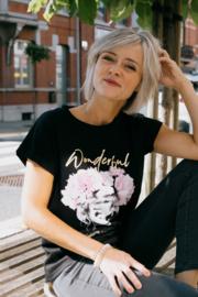T-shirt Maglietta zwart