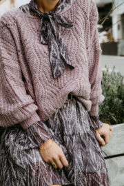 Must have sweater lila