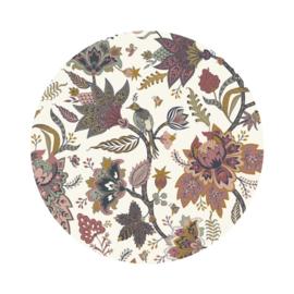 Behangcirkel - Indian Floral