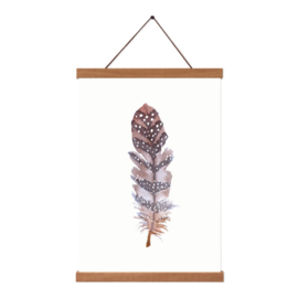 Feather Pastelle