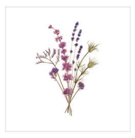 Cadeaukaartje - Lavendel