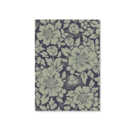 Kaart A6 - Styled Flowers - (green)
