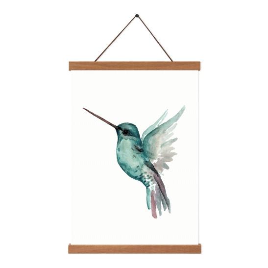 Poster - Hummingbird Jade