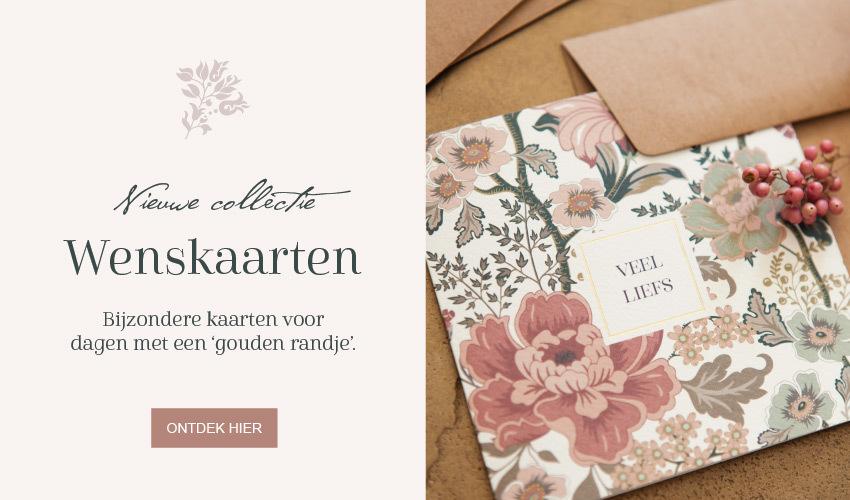 Days of Bloom wenskaarten collectie