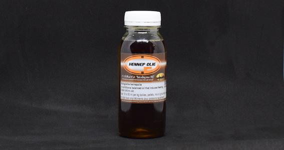 Hennep olie - Hanföl
