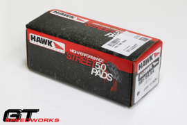 Hawk HPS 5.0  WRX voorzijde