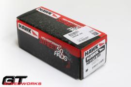 Hawk HPS 5.0  STI voorzijde
