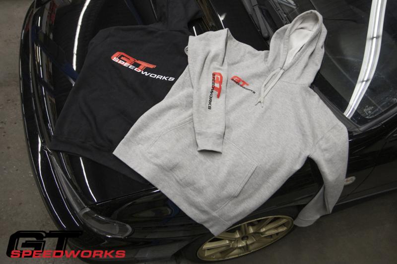 GT Speedworks hoodie