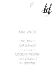 BABY-VRACHT-