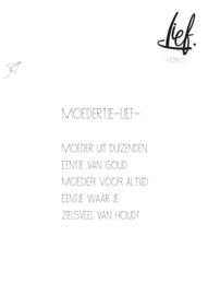 MOEDERTJE-LIEF-