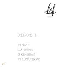 ONDERONS-JE-