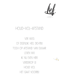 HOUD-VOL-AFSTAND