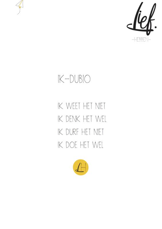 -IK- DUBIO