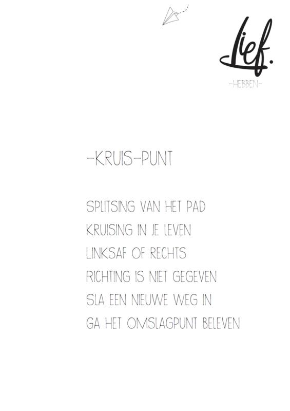 -KRUIS-PUNT