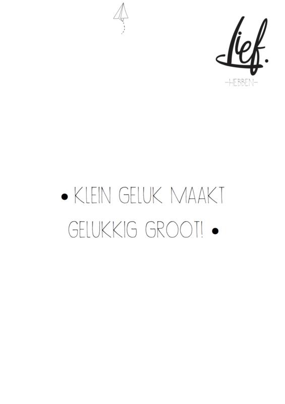 GELUK-KIG-