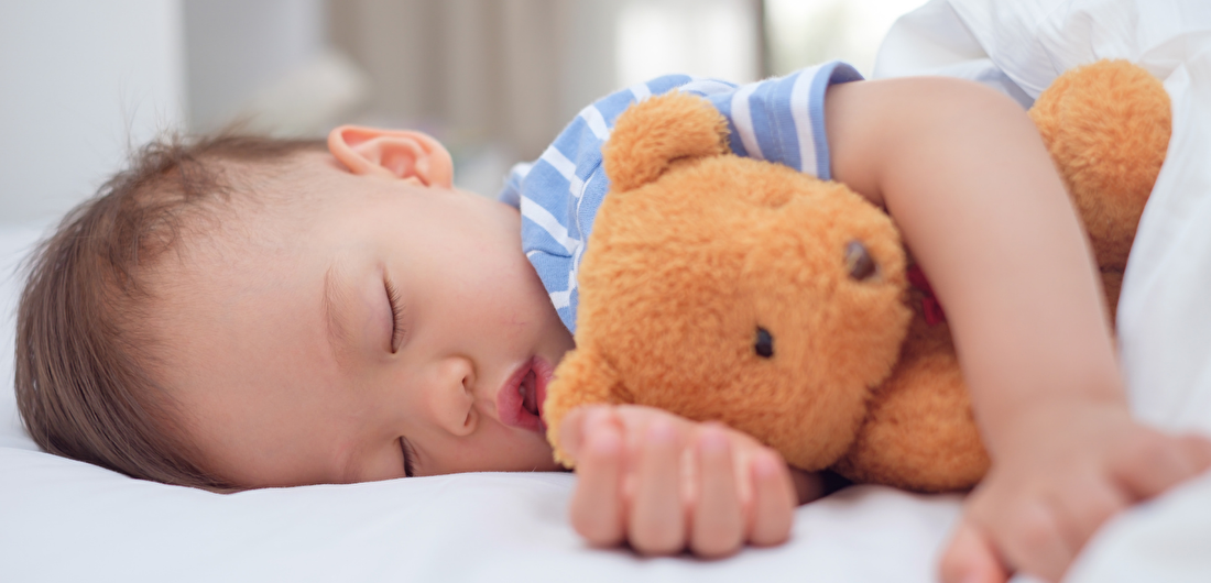 slaaptips voor kinderen