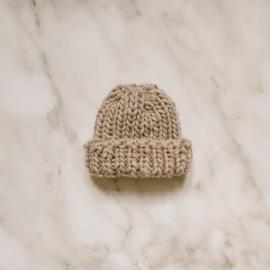 La Nonna Knitwear Muts - Newborn