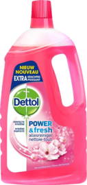 Dettol Power & Fresh Kersenbloessem 1,5L