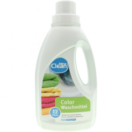 Clean Wasmiddel kleur 1L | 17  Wasbeurten
