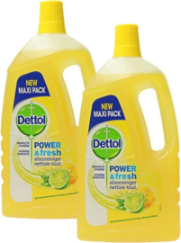 Dettol Power & Fresh Allesreiniger 1,5L