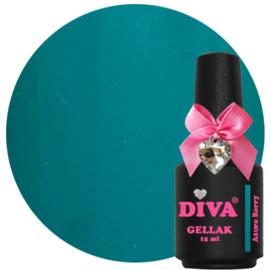 Diva Gellak Azure Berry 15 ml