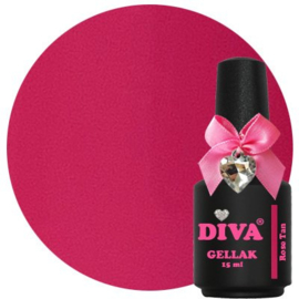 Diva Gellak Rose Tan 15ml