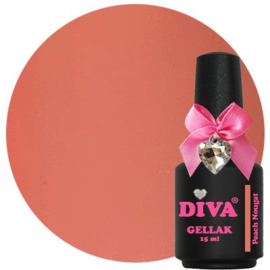 Diva Gellak Peach Nougat 15ml
