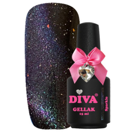 Diva Gellak 9D Cat Eye Sparkle