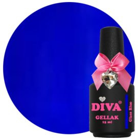 Diva Gellak Glass Blue 15ml