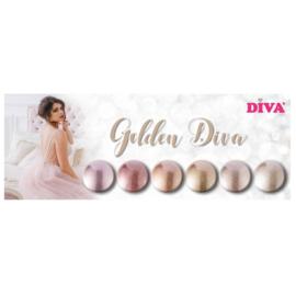 Rosé gold pigmenten set van 6