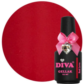 Diva Gellak Red Love 15 ml