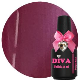 Diva Gellak Cat Eye Purple Rain 15ml