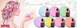 Diva Gellak Pastel Collectie
