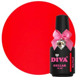 Diva Gellak Kiss Proof 15ml