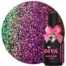 Diva Gellak Sparkling Charming 15 ml