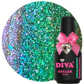 Diva Gellak Sparkling Luxury 15 ml