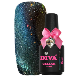 Diva Gellak 9D Cat Eye Glossy