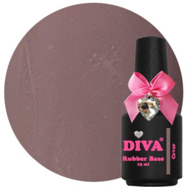 Diva Gellak Rubber Cover 15ml