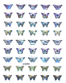Butterfly Nail art Stickers 4