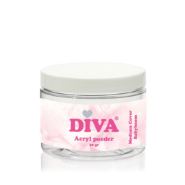 Diva Acryl Poeder Medium Cover Babyboom 20 gram