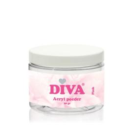Diva Acryl Poeder Pink 20 gram