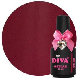 Diva Gellak First Kiss 15ml