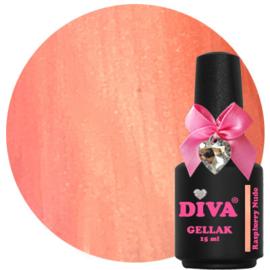 Diva Gellak Cat Eye Raspberry Nude 15ml
