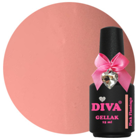 Diva Gellak Pink Flamingo 15 ml