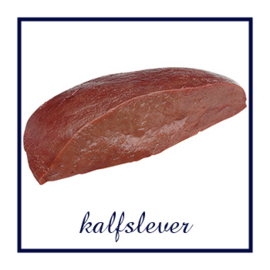 Rosé kalfsvlees | Lever