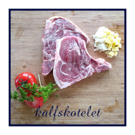 Rosé kalfsvlees | Kotelet