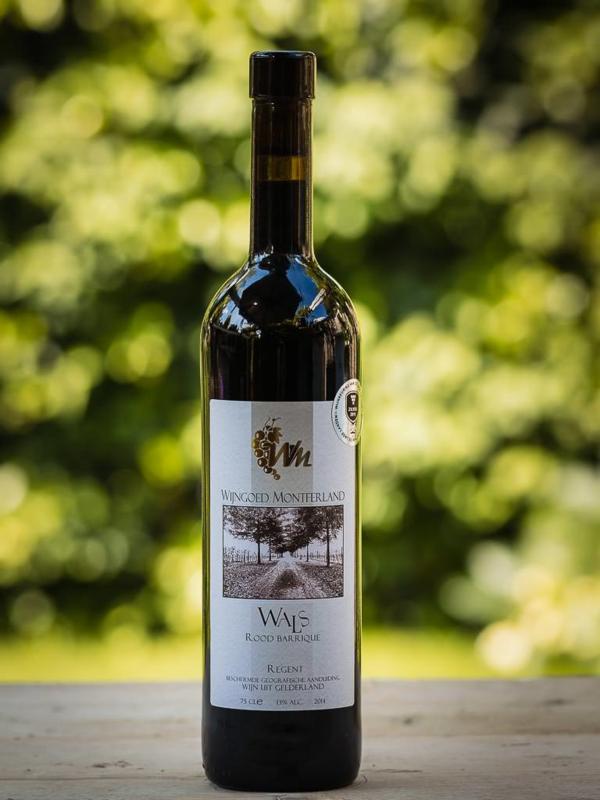 Wijn   Rood - Wals Rood Barrique Régent