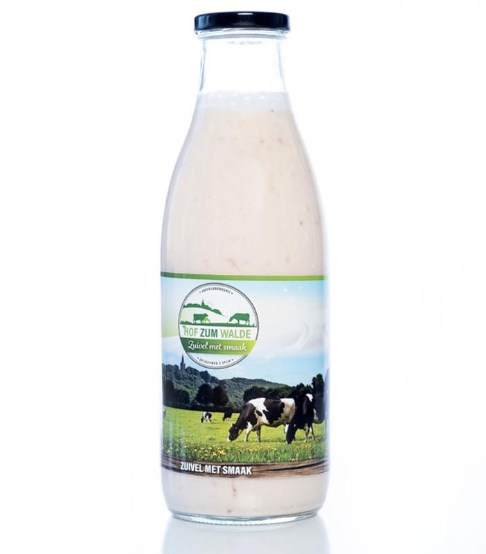 Hof zum Walde zuivel | Yoghurt vruchten 1 liter