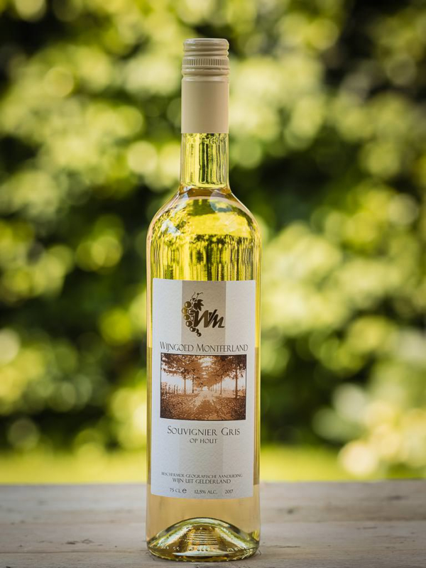 Wijn | Wit - Souvignier Gris