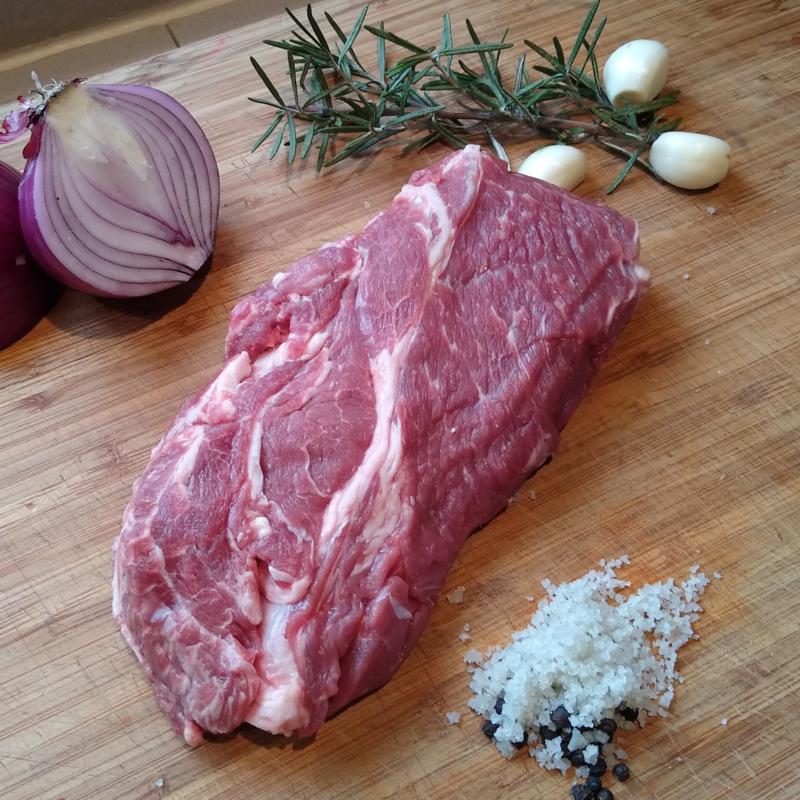 Rosé kalfsvlees | Riblap